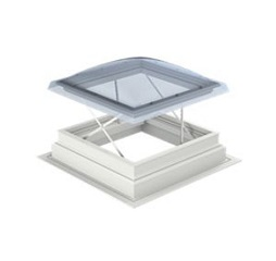Velux Flat Roof Clear Polycarbonate Dome System
