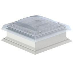 Velux Polycarbonate Flat Roof Dome