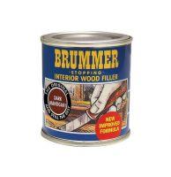 Brummer Interior Wood Filler 250g - Dark Mahogany