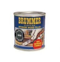 Brummer Interior Wood Filler 250g - Ebony
