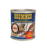 Brummer Interior Wood Filler 250g - Beech