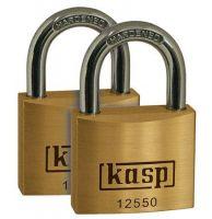 C.K Premium Brass Pad 50mm Twin