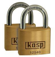C.K Premium Brass Pad 40mm Twin