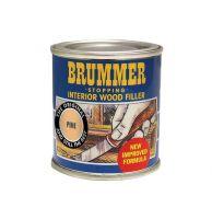 Brummer Interior Wood Filler 250g - Pine