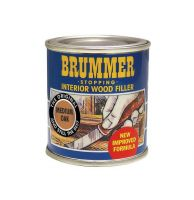 Brummer Interior Wood Filler 250g - Medium Oak