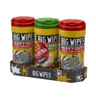 Wipes Triple Pack with 25% EXTRA FREE