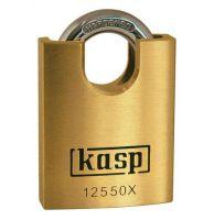 C.K Prem Brass Pad 50mm Cl Shackle