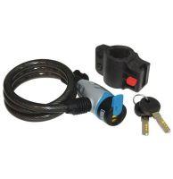 C.K Cable Bike Lock 10X800mm