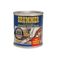Brummer Interior Wood Filler 250g - Medium Mahogany