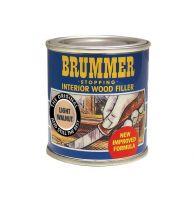 Brummer Interior Wood Filler 250g - Light Walnut