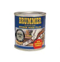 Brummer Interior Wood Filler 250g - Natural Oak