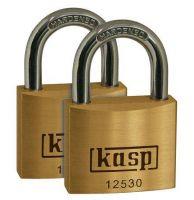 C.K Premium Brass Pad 30mm Twin